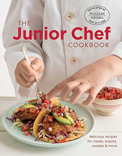 Junior Chef Cookbook By Williams-Sonoma