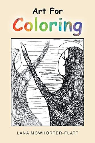 Art For Coloring By Lana McWhorter-Flatt