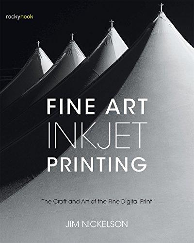 Fine Art Inkjet Printing By Jim Nickelson