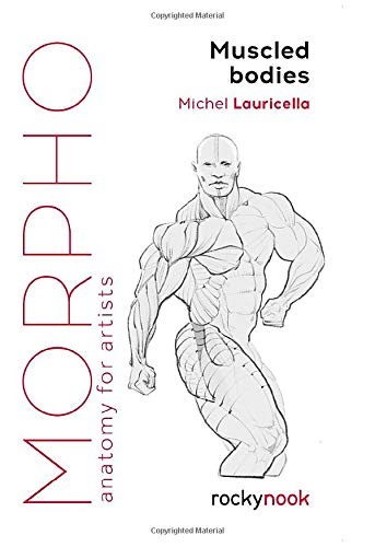 Morpho Muscled Bodies By Michel Lauricella