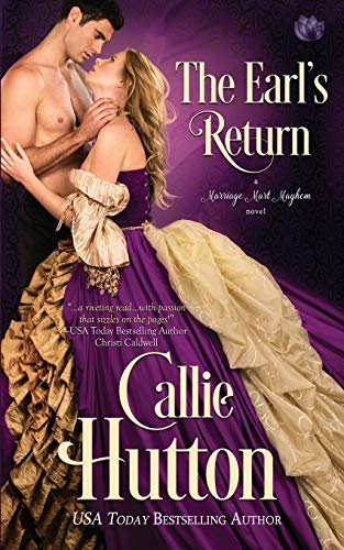The Earl's Return By Callie Hutton