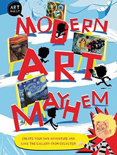 Modern Art Mayhem By Susie Hodge