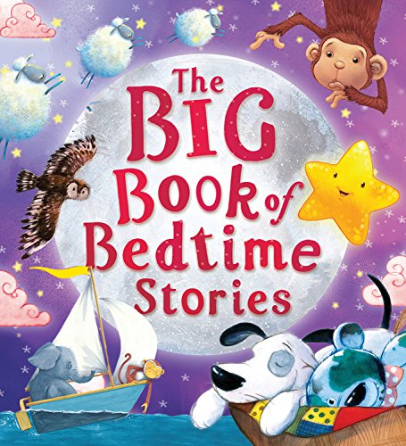 The Big Book of Bedtime Stories 2 By Susan Quinn