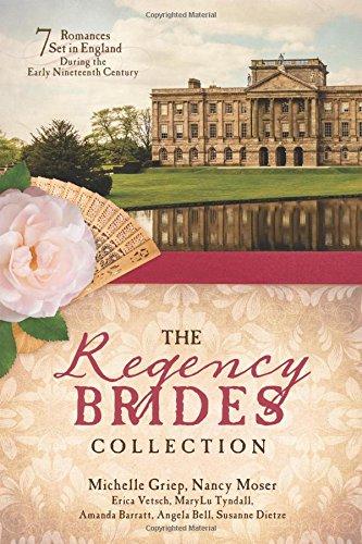 The Regency Brides Collection By Amanda Barratt
