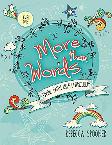 More Than Words Level 1 von Rebecca Spooner