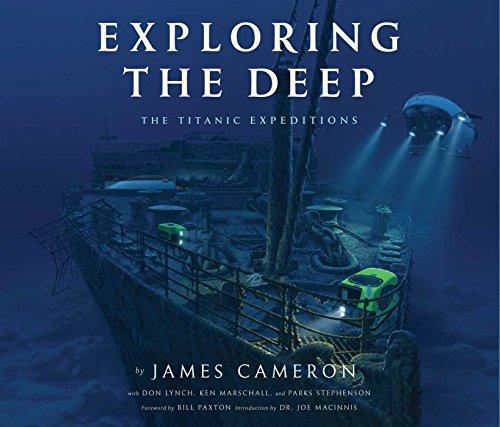 Exploring the Deep By James Cameron