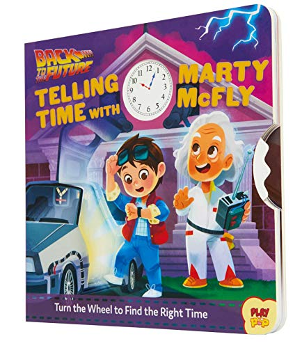 Back to the Future: Telling Time with Marty McFly By Insight Kids