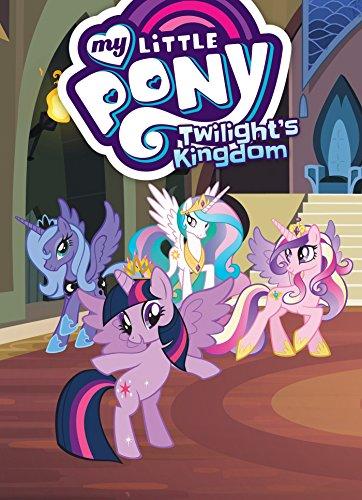 My Little Pony Twilight's Kingdom By Jonathan Gray