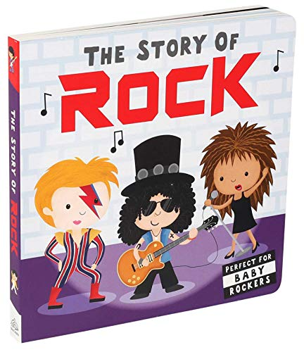 The Story of Rock By Editors of Caterpillar Books