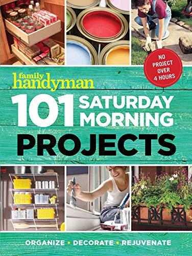 101 Saturday Morning Projects By Editors of Thunder Bay Press