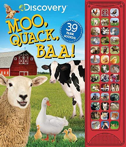 Discovery: Moo, Quack, Baa! By Grace Baranowski