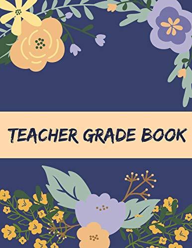 Teacher Grade Book By Vita Rae Publishing