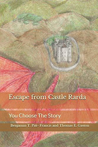 Escape from Castle Rarda By Thomas Edmund Gaston