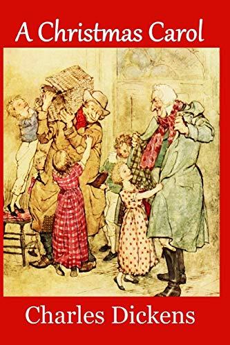 A Christmas Carol By John Leech