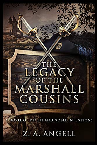 The Legacy Of The Marshall Cousins By Z a Angell