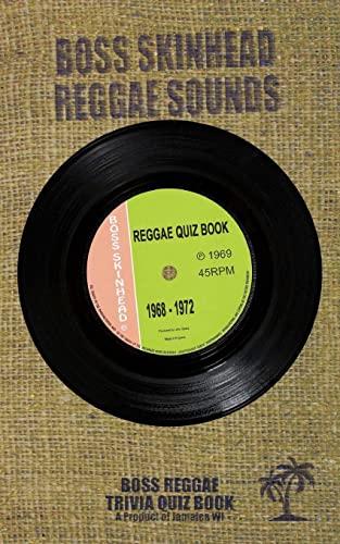 The Reggae Quiz Book 1968-1972 By John Bailey