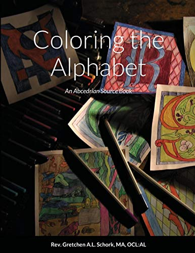 Coloring the Alphabet By Ma Ocl Al Schork