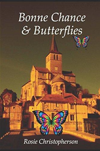 Bonne Chance & Butterflies By Rosie Christopherson