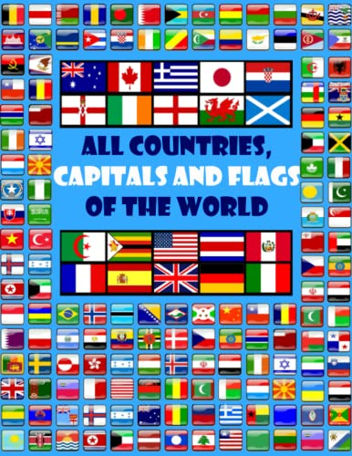 All countries, capitals and flags of the world By Smart Kids