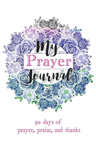 My Prayer Journal By Adam J Smith