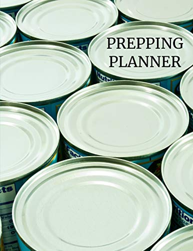 Prepping Planner By Really Useful Planners