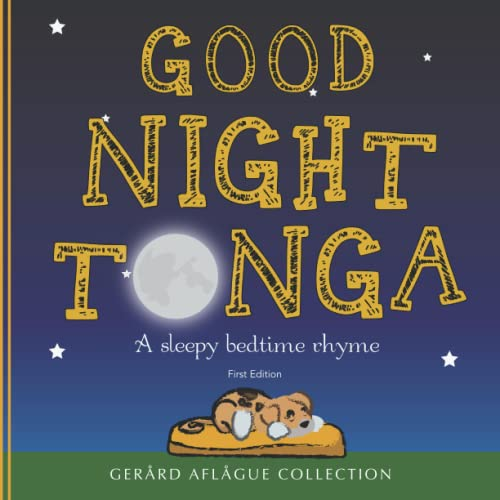 Good Night Tonga By Mary Aflague