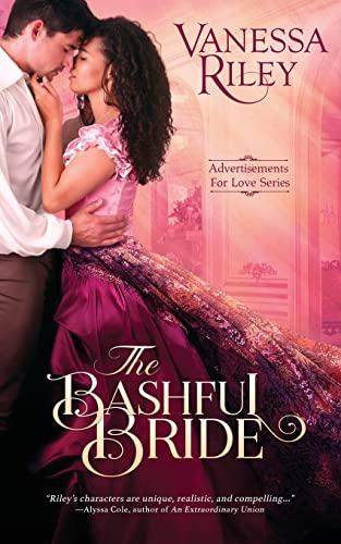 The Bashful Bride By Vanessa Riley