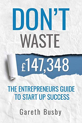 Don't waste 147,348 By Gareth Busby
