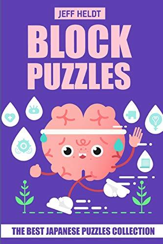 Block Puzzles By Jeff Heldt