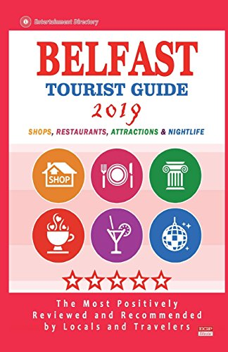 Belfast Tourist Guide 2019 By Gary L Edward