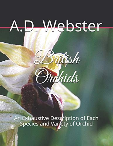 British Orchids By Roger Chambers