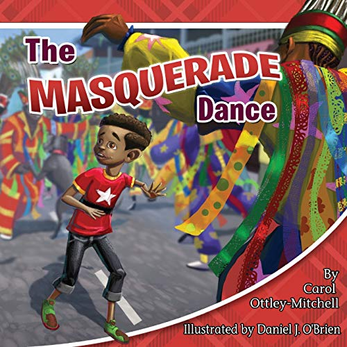 The Masquerade Dance By Carol Ottley-Mitchell