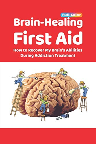 Brain-Healing First Aid: How to Recover My Brain's Abilities During Addiction Treatment (Full-Color Edition) (NIPE) By Dr. Martin Paulus