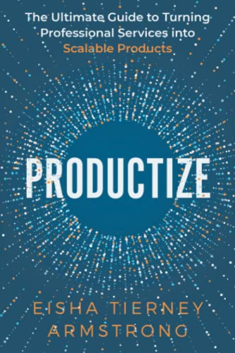 Productize By Eisha Armstrong