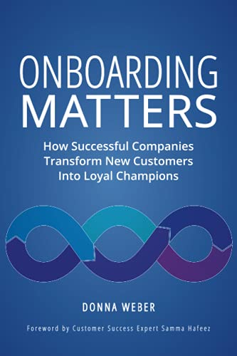 Onboarding Matters By Donna Weber