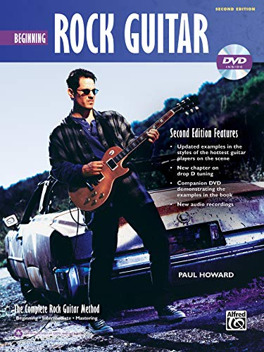 Complete Rock Guitar Method By Paul Howard