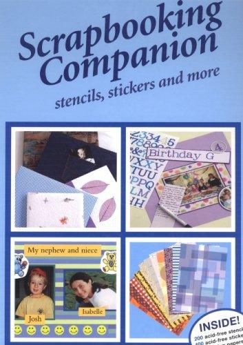 Scrapbooking Companion By Anthea Krook