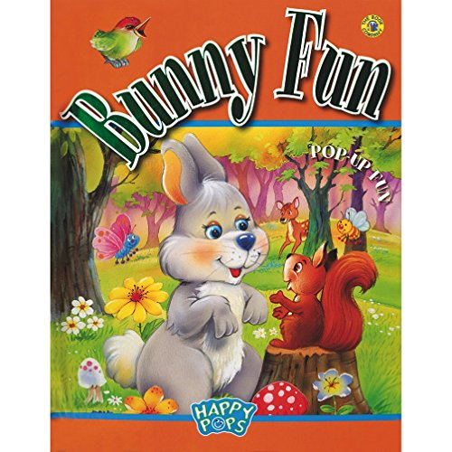 Happy Pop Up - Bunny Fun by Book People 1740475631 The Cheap Fast Free Post
