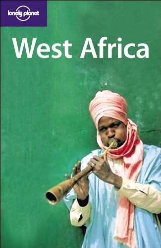 West Africa By Anthony Ham