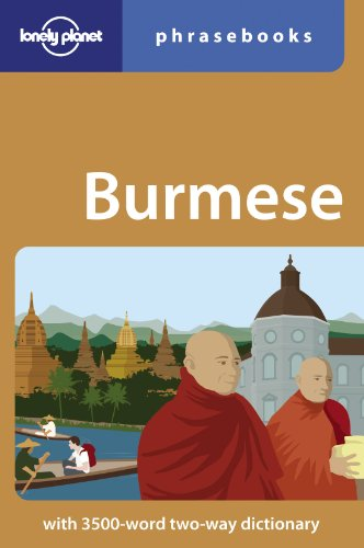 Lonely Planet Burmese Phrasebook By Lonely Planet