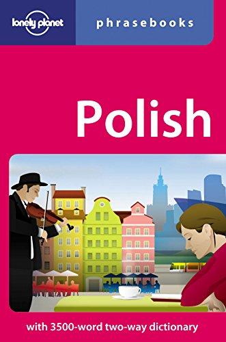Polish Phrasebook by Piotr Czajkowski