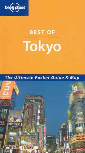 Best of Tokyo (Lonely Planet Best of ...) By Wendy Yanagihara