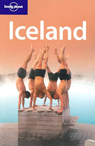 Iceland (Lonely Planet Country Guides) By Fran Parnell