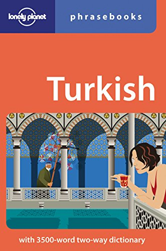 Lonely Planet Turkish Phrasebook (Lonely Planet Phrasebook) By Lonely Planet