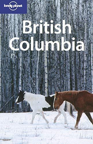 British Columbia By Ryan Ver Berkmoes