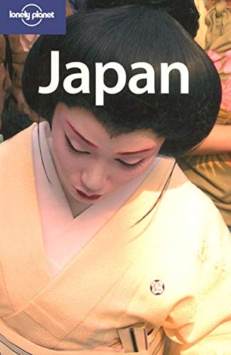 Japan (Lonely Planet Country Guides) By Chris Rowthorn