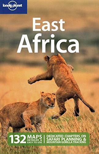 East Africa (Lonely Planet Multi Country Guides) By Mary Fitzpatrick