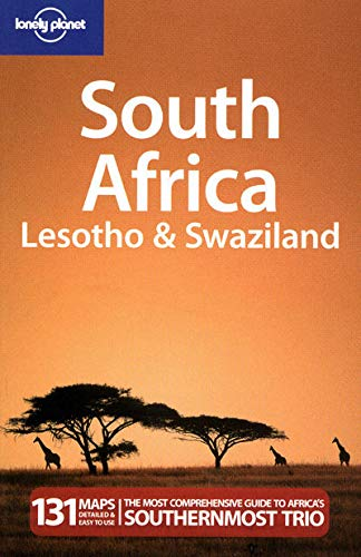 South Africa Lesotho and Swaziland By James Bainbridge