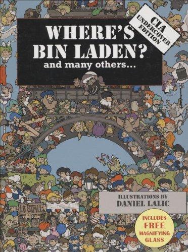 Where's Bin Laden: CIA Undercover Edition by Xavier Waterkeyn