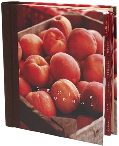 Recipe Journal Peach By New Holland Publishers